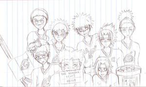 Bantam A Team Konoha- Concept