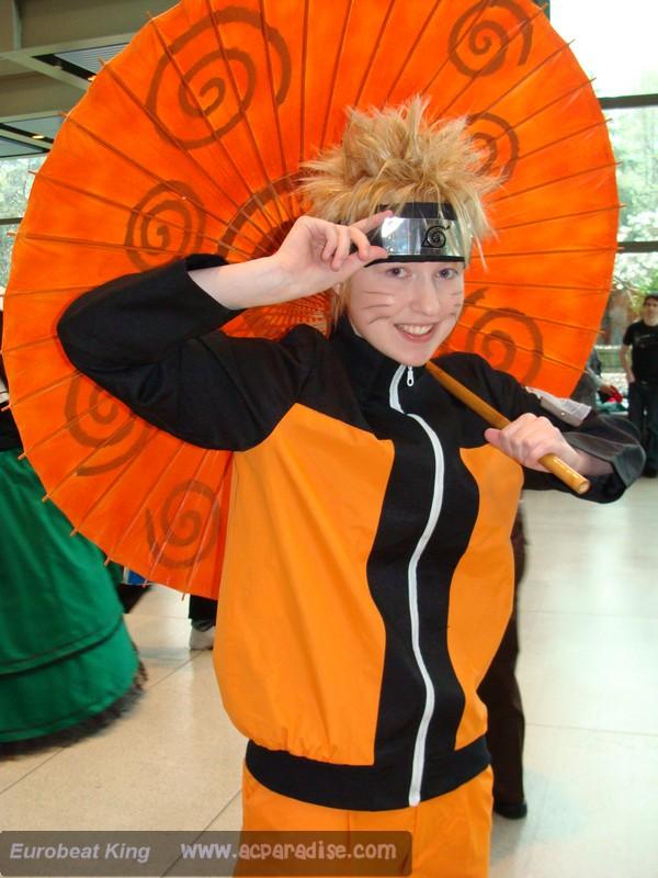 Naruto at Sakura Con by twinfools
