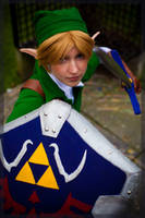 Link- Hero of Time by twinfools