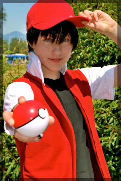 Red- Pokemon Trainer by twinfools ...  sc 1 st  DeviantArt & Red- Pokemon Trainer by twinfools on DeviantArt