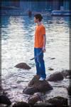 Percy Jackson- On the Shore