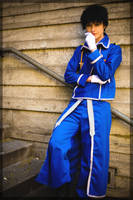 Roy Mustang- Colonel by twinfools