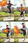 Mako- Firebending