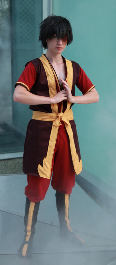 Zuko Preview by twinfools