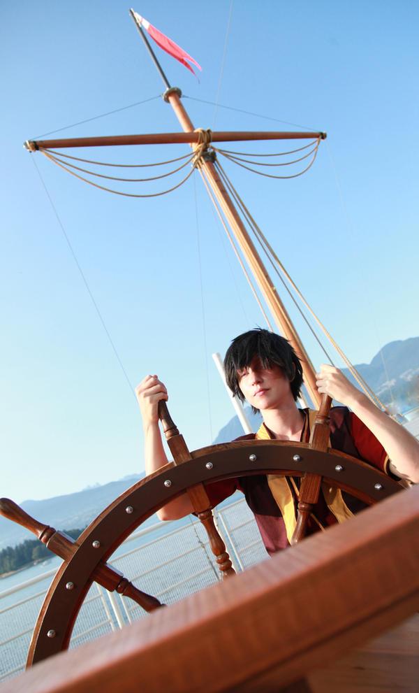 Zuko- I'm on a Boat by twinfools