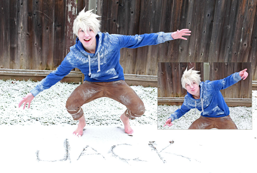 Jack Frost- Jack Attack by twinfools