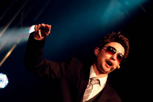 Tony Stark- The party don't Stark till I walk in by twinfools