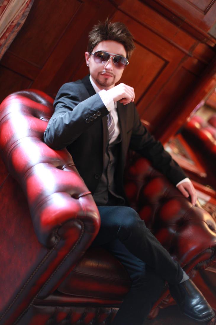 Tony Stark- Billionaire Playboy by twinfools