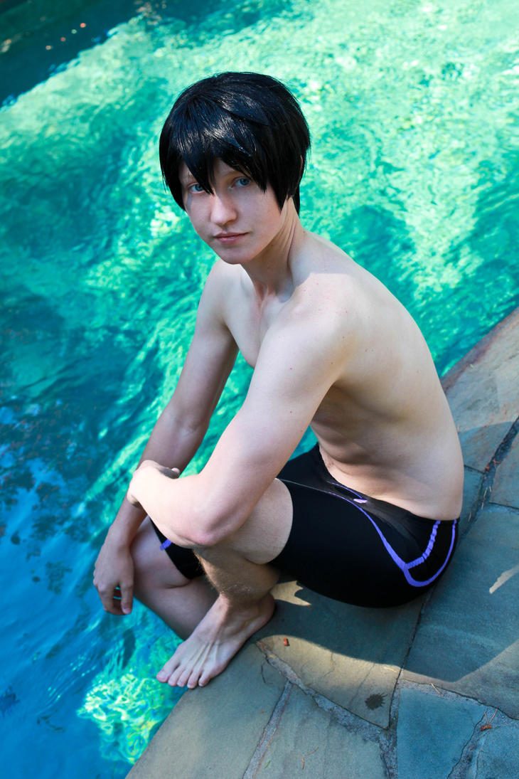 Free! Haruka- Swim Season's End by twinfools