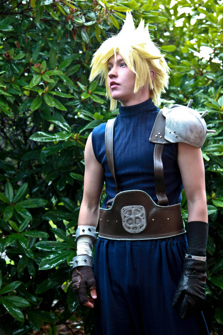 Cloud Strife- Find Your Future by twinfools