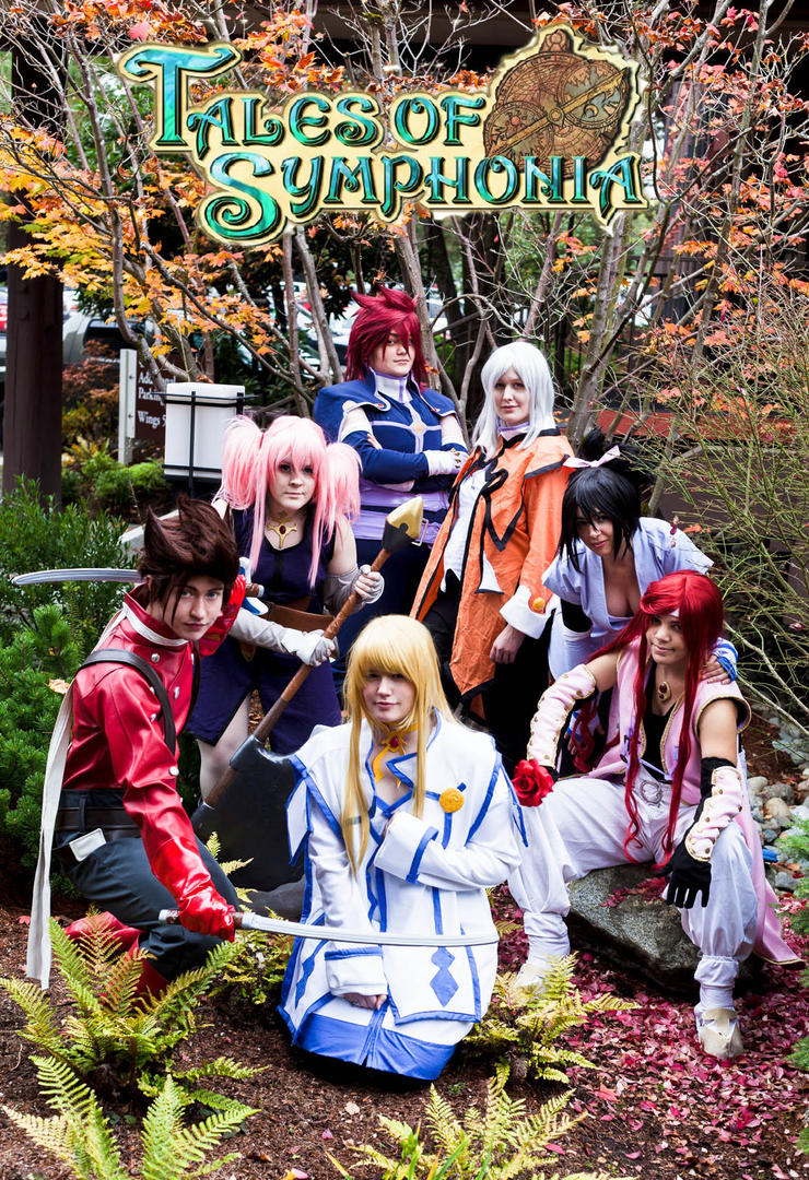 Tales of Symphonia by twinfools