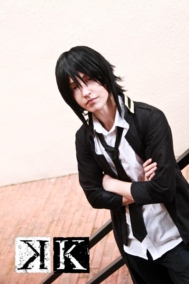 Kuroh- Black Dog by twinfools