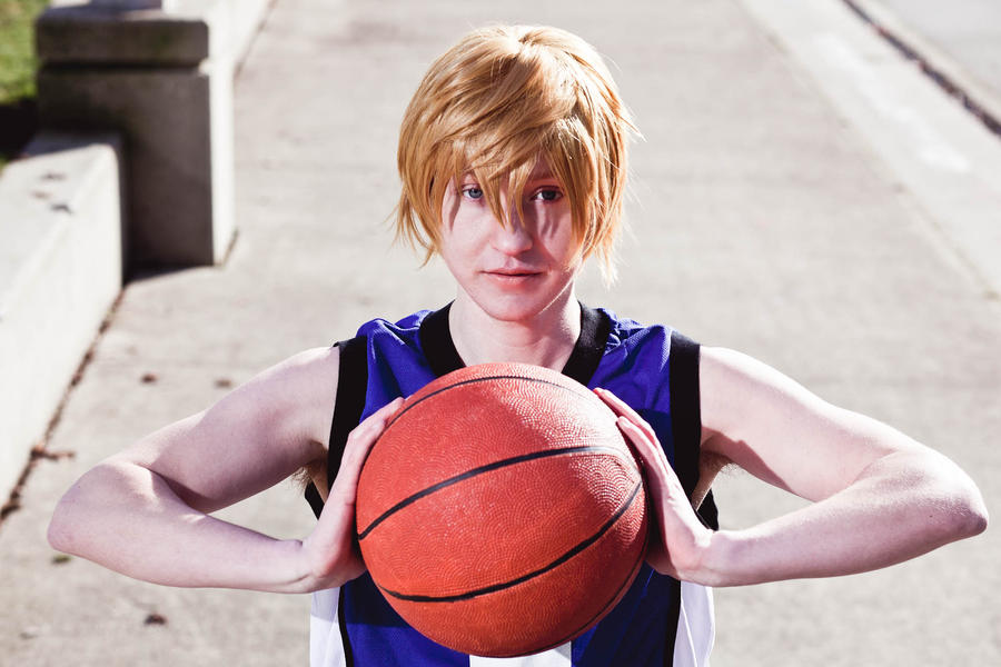 Kise- Ready by twinfools