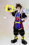 Sora- Kingdom Hearts II