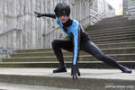 Nightwing- Steps of Gotham