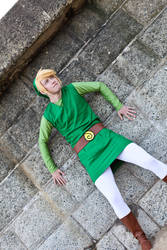 Link- Sneak