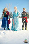 Frozen- Here I'll Stand and Here I'll Stay