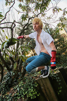 Sun Wukong- Hanging Out