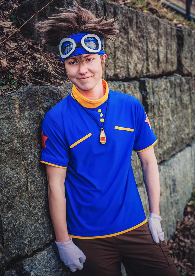 Tai- Digimon Adventure by twinfools