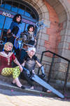 Dragon Age- Elves and Mages