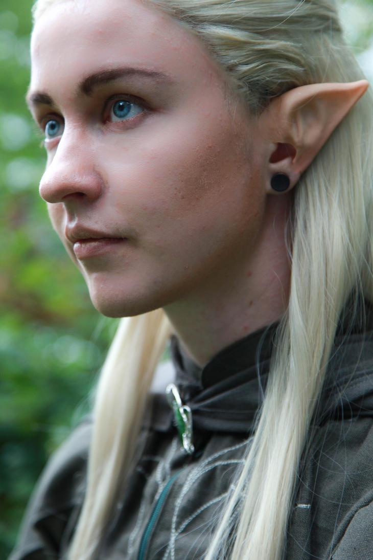 Legolas- Elven Eyes by twinfools