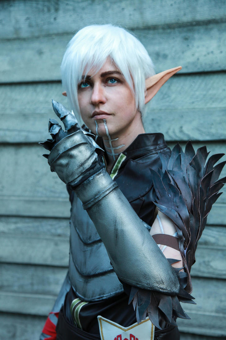 Dragon Age II ~ Fenris | Favorite Video Games and