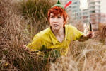 Peter Pan- Eyes on the Horizon