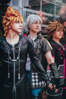 Kingdom Hearts- One Sky/One Destiny