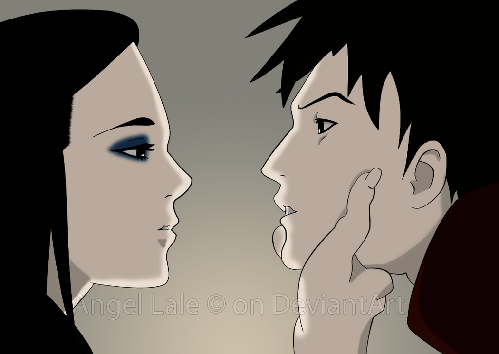 ManaSaya 55 50 Re L And Vincent Ergo Proxy By AngelLale87