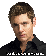 Dean Winchester by AngelLale87