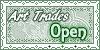 Art Trade Open Stamp