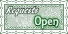 Request Open Stamps