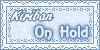 Kiriban on hold stamp by AngelLale87