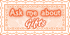 Ask Me About Gifts Stamp by AngelLale87