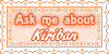 Ask Me About Kiriban Stamp by AngelLale87
