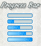 Progress Bar - Blue [tiny version] by AngelLale87
