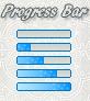 Progress Bar - Blue [tiny version] by AngelLale87