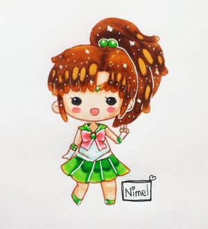 [Request] Sailor Jupiter