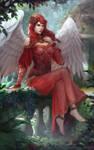 Clio Angel of Forgotten Memories