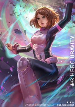 URAVITY-MY HERO ACADEMIA