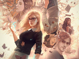 The Magicians Fan Art Contest by andyliongart