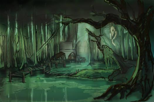 Lostless Swamp Concept01