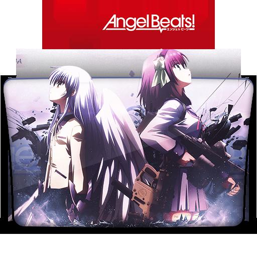 Angel Beats Folder Icon By Menia4K