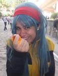 My costume Bulma Dragon Ball z by joelmarodrigues