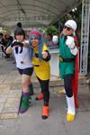 Dragon Ball Z Gang by joelmarodrigues