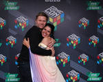 Joelma Rodrigues de Melo with  Mark Pelligrino by joelmarodrigues