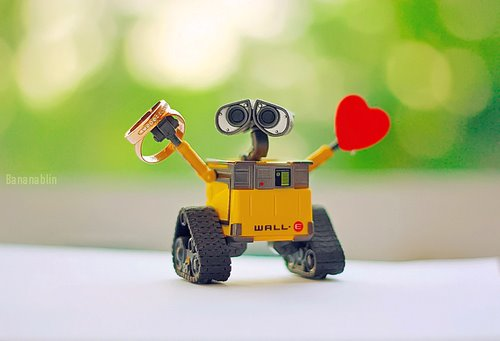 Wall-e by Agoostiina09