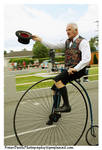 Penny Farthings and Top Hats by StrawBeth