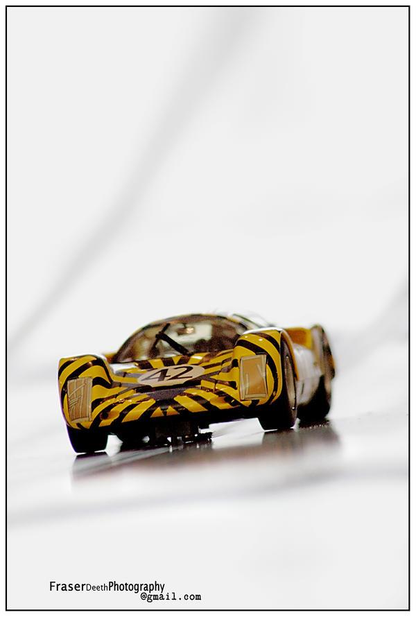 Slot Cars 1 by StrawBeth