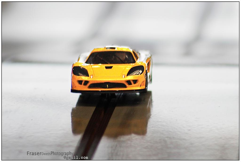 Slot Cars 2 by StrawBeth